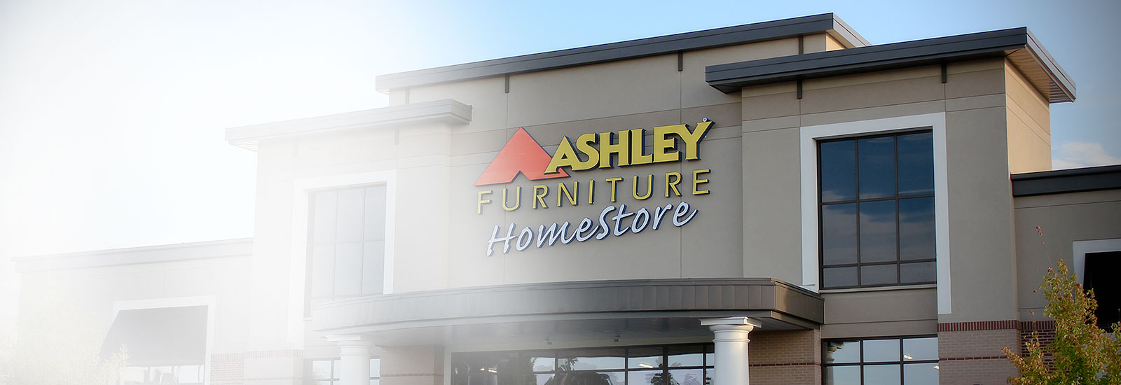 New South Properties client Ashley Furniture